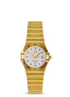 Omega Constellation 95 Automatic Yellow gold on yellow gold 1192.30.00