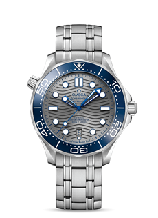 Omega Seamaster DIVER 300M OMEGA CO‑AXIAL MASTER CHRONOMETER 42 MM 210.30.42.20.06.001