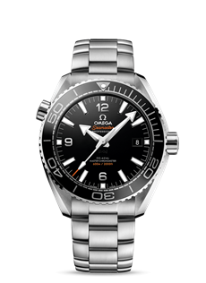 Omega Seamaster PLANET OCEAN 600M OMEGA CO‑AXIAL MASTER CHRONOMETER 43.5 MM 215.30.44.21.01.001