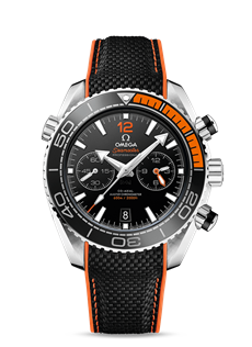 Omega Seamaster PLANET OCEAN 600M OMEGA CO‑AXIAL MASTER CHRONOMETER CHRONOGRAPH 45.5 MM 215.32.46.51.01.001